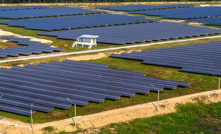 Northern Ghana Solar Farm Project